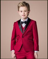 Wholesale BOERSS boys suit British children s little girl dresses suit jacket cuhk costumes flower three piece suit