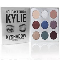 best cheap makeup palette - Cheap Kylie Holiday Edition Kyshadow Palette Eyeshadow Palette Kylie Collection Pressed Powder Eye Shadow Eyes Makeup Best Christmas Gift