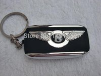 bentley lighters - Innovative new strange Bentley car control key to a windproof cigarette lighter Personality lighter Portable Flame Lighter