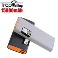 Wholesale Tropweiling power bank mah mobile charger pover bank portable phone battery charger powerbank for All phones