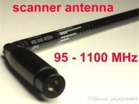 best vhf antenna - Hot sale best quality SRH VHF UHF SMA BNC Connector Handheld Radio long range Antenna