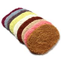 best flooring bathroom - Soft Absorbent Memory Non slip Bath Bathroom Kitchen Floor Shower Mat Rug Plush Colors Best Promotion