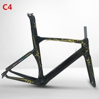 Road Bikes carbon bike frame - New Model Concept T1000 Toary Carbon Road Bike Frame Fork Seat post Headset Racing Bicycle Frames Bike Frameset XXS XS S M L XL