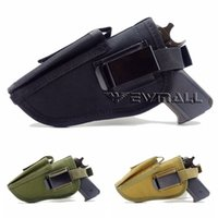 Wholesale Every Day Carry Tactical Pistol Hand Gun Holster with Magazine Slot Holder