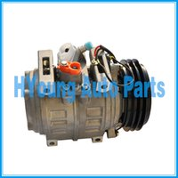 Wholesale 10PA30C P30C auto air conditioning compressor for Toyota Coaster Bus mm PK V
