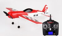 Wholesale F939A Upgraded WLtoys F939 G CH Axis RC Model Airplane Plane RTF Left Hand Throttle Mode