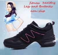 band salsa - 2016 Genuine Leather Dance Shoes Sneaker Dancing Shoe for Women Ballroom Modern Woman Sneakers Jazz Salsa Dance Shoes