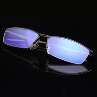 Wholesale Anti Blue Ray Glasses Computer Glasses Of Eyewear Aluminum Magnesium Spectacles Frame Gaming Glasses sn130