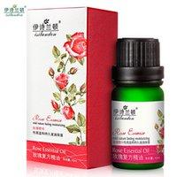 Wholesale Rose Oil Essential Oil Skin Care Treatnent Whhitening Freckle Moisturizing Anti Wrinkle Anti Aging Face Care Massage Oil
