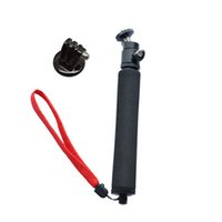 Wholesale Gopro accessories degree rotation Selfie Stick Monopod with adapter for GoPro Hero session