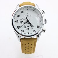 Wholesale Top luxury watches brand men Space Brown Stainless Steel date watch calipre RS automatic movement sport watches for mens watches