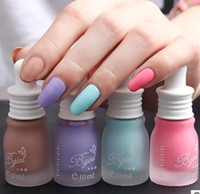 Wholesale cute Authentic Manicure nail polish all available YMC series solid environmental protection stickers pregnant women