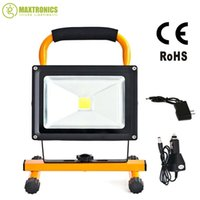 battery powered spotlight - w rechargeable led flood lighting rechargeable Led emergency lamp Portable Spotlight battery powered led spot lamp