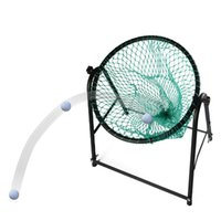 Wholesale New Golf Practice Net Steel Frame Beginners Chipping Training Aid Trainer Outdoor Portable Golf Training Net MD0175