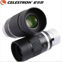 Wholesale Celestron quot MM ZOOM Telescope EYEPIECE Continuous variable Folding goggles with rubber FMC broadband HD green film