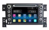 Wholesale 2 DIN quot Android Car DVD in dash for Suzuki Grand Vitara Car Radio GPS SD USB g WIFI P