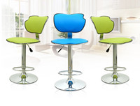 Wholesale living room chair restaurant rotation stool children garden party cafe room chair stool retail