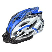 Wholesale Bicycle helmet bicycles mountain bike helmet ride one of the forming safety equipment