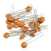 Wholesale New Arrival mm x mm Values V Ceramic Capacitor Assorted kit Assortment Set pf nf X3mm Fixed capacitors