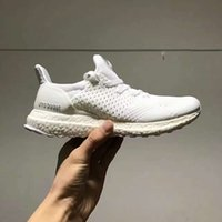 athletic sporting online - cheap Hypebeast x Ultra Boost Uncaged Primeknit Black White Men Women Athletic Shoes Sports Running Shoes Eur online sale