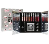 big christmas - High quality Kylie Holiday big box limited edition makeup set lipstick eyeshadow eyeliner set kylie jenner New Christmas gift Kylie Holiday