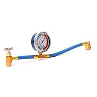 air conditioning recharge - Car Air Conditioning Refrigerant Recharge Measuring Kit Hose Gauge mm R134A
