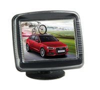 Wholesale 3 inch TFT LCD Car Monitor for reverse back camera with way video input