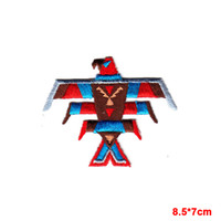 american southwest - THUNDERBIRD SOUTHWEST WESTERN NATIVE AMERICAN Iron On Embroidered Patch