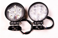 Wholesale Hot sale auto motorcycle parts inch watt ip68 led motorcycle volt w led work light
