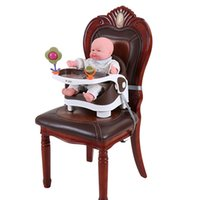 Wholesale Baby Dining Chair Portable Infant Feeding Seat Toddler Eating Palying Bath Chair Kids Multifunctional Highchair Booster Seats VT0447