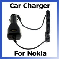 other DC 12V 10 to 19 Volts Wholesale- Car Charger Adapter + Micro USB Cable Micro USB Car Charger Spring Charger Cable For Nokia 6101 6085 6086 7360 2855 N77 N95