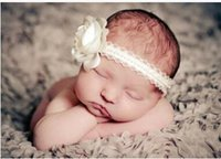 beautiful children photos - Baby child pearl lace headband of beautiful fashion hair lead the act the role ofing baby photo shoot