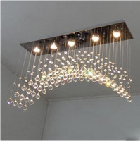 20 ~ 25sq.m arched curtains - A rainbow arched crystal pendant lamp room lamp LED lamp light partition curtain bar restaurant