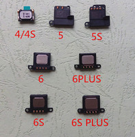 al por mayor iphone 4s zumbador del altavoz-Pieza de reemplazo del zumbador del timbre del altavoz de oído para el iPhone de Apple 4 4s 5 5C 5S 6 6plus 6s 6s plus