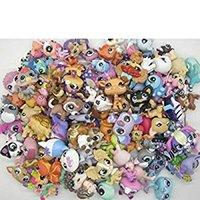 Wholesale Littlest pet shop figure random set LPS CM