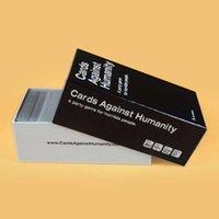 Wholesale US UK CA AUHumanity Cards Game Basic Edition Cards Against Games Humanity Card Game Cards