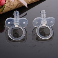 baby care supplies - HOT Multi Functional Newborns Baby Pacifiers for Dental Care Infants Bite Gags Supplies