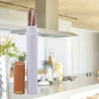 Wholesale Portable Cigarette Shape Toothpick Holder Storage Box Container