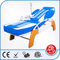 Wholesale Latest Design Auto Thermal Magnetic Vibration For Home Furniture Roller Therapy Jade Stone Massage Bed Table