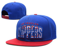 Wholesale new snapback hats Ball Caps blank hat paul cap adjustable clippers Hats baseball caps basketball Snapbacks mix order