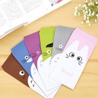 Wholesale S07 X Cute Cartoon Kawaii Totoro Paper Envelope Creative DIY Tool Greeting Card Cover Scrapbooking Gift