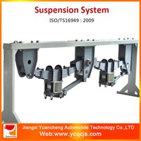 air suspension trucks - Custom Design Lift Function Heavy Truck Suspension Trailer Air Suspension