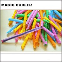 amazing hairstyles - 2016 Amazing Magic Leverag Hair Curlers Curlformers Hair Roller Hair Styling Tools DHL HOT SALE VS x Hairstyle Foam