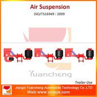 air suspension ride - Semi trailer Control Arm Air Ride Bags Suspension Kit