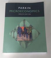 Wholesale New Book Parkin microeconomics by Michael Parkin th edition