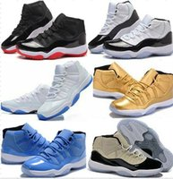 Mid Cut Unisex Spring and Fall Discount Retro 11 XI Legend Blue Bred Basketball Shoes Cheap 11s Sports Shoes Women Men 11s Trainers Shoes On Low Price Man 11s Sneakers 12