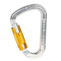 best master lock - Best Selling Pear Shape Professional Automatic Carabiners Safety Buckle Master Lock Outdoor Rock Climbing Equipment Tools MA0319