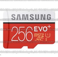 Wholesale 32GB GB GB GB Samsung EVO Plus micro sd card Class10 smartphone TF card C10 Tablet PC Storage card Cellphone