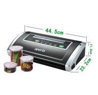 Wholesale Automatic Electric Household Vacuum Packing Machine For Bag Resealer Kitchen Vacuum Package Food Saver Vacuum Sealer
