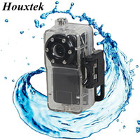 Wholesale WaterProof Mini Camera UnderWater Camcorder Sports Video Camera Hot Selling Mini DVR Camera Mini DV High Quality
